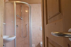 Almhuette mit WC und Bad auf der Seiser Alm