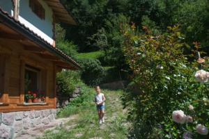 Kinder fühlen sich am Bauernhofurlaub beim Puntschiedhof wohl