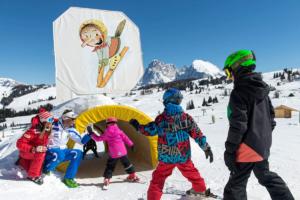 Snowpark für Kinder